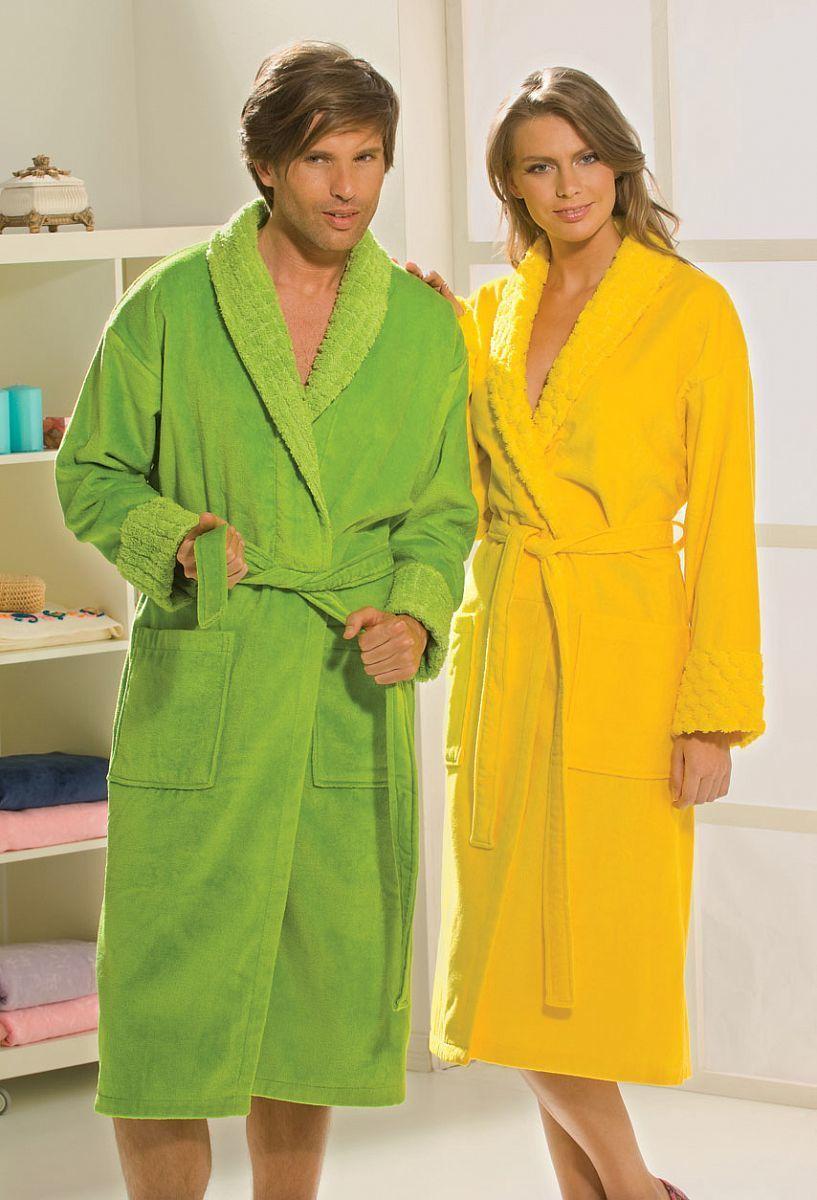 Основные фасоны женских халатов