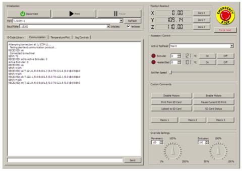 Физические ограничения скорости в прошивке Marlin для 3D принтеров