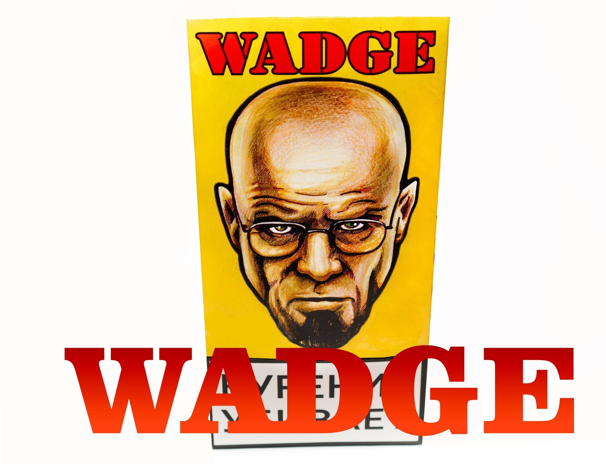 Обзор табака WADGE