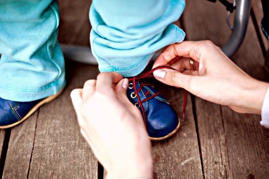 Польза супинаторов в детской обуви