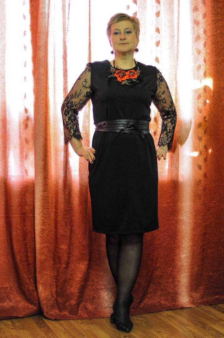 Отзыв о платье 3521