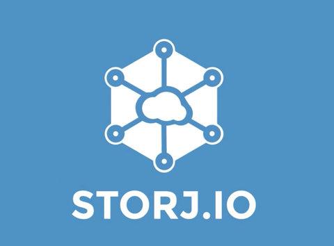 Криптовалюта Storj.