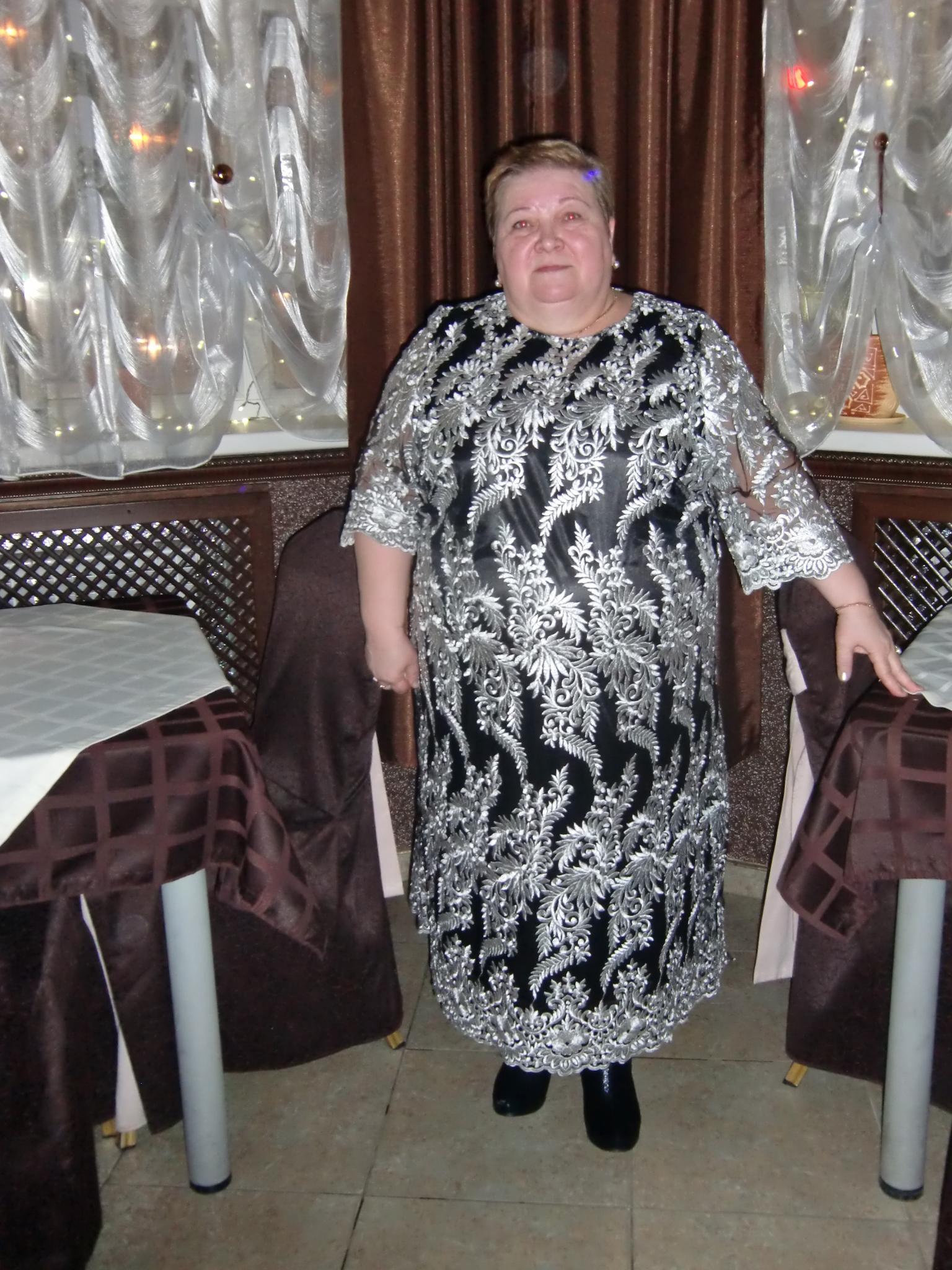 Отзыв о платье 3757
