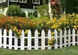 Декоративные ограждения для сада: правильно ухаживайте за вашим земельным участком