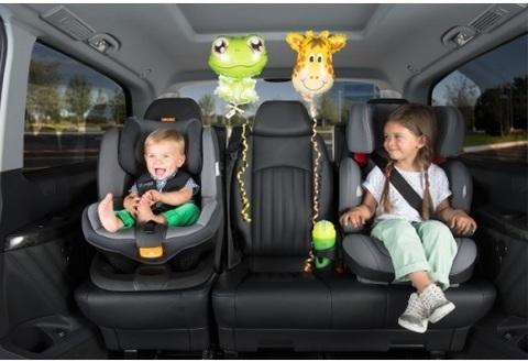 Как выбрать детское автомобильное кресло.