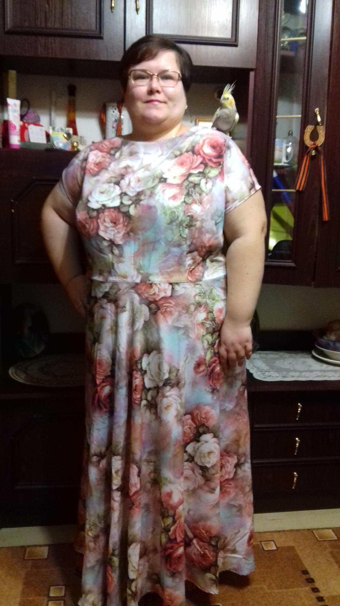 Отзыв о платье (нет на сайте 20)