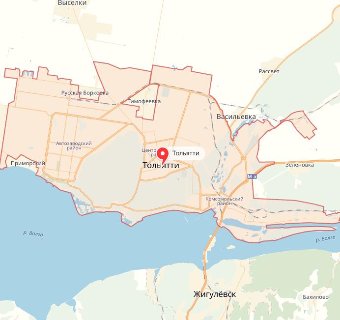 Ежедневная доставка и самовывоз в Тольятти