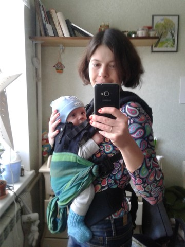 Изображение к статье <<Тест-драйв гибридного рюкзака Emeibaby>>