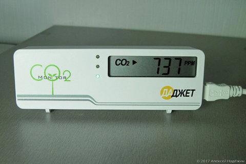 + Особенности детектора углекислого газа от Даджет в сравнении с AZ INSTRUMENTS 7798 CO2
