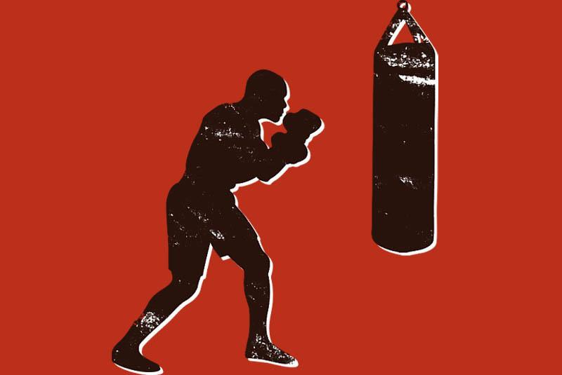 Снаряды для бокса