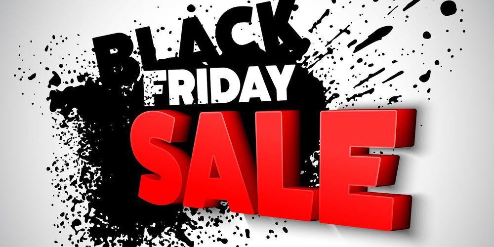 Распродажа Black Friday 2017!