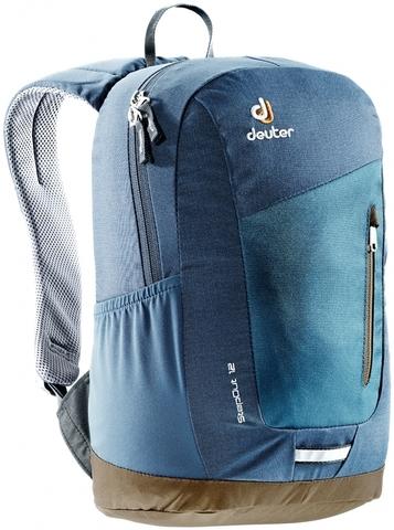 Обзор городских рюкзаков Deuter Step Out 12, 16, 22 литров