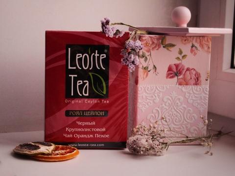 Чай цейлонский крупнолистовой