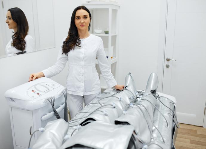 Прессотерапия или как сформировать идеальную фигуру воздухом