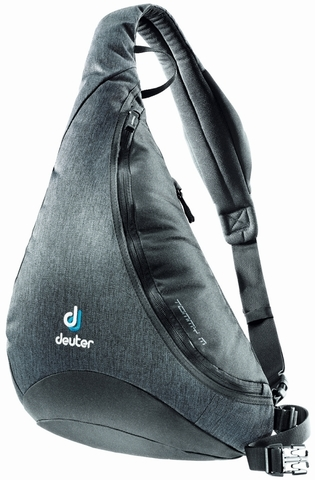 Обзор и сравнение однолямочных рюкзаков Deuter Tommy S, M, L.