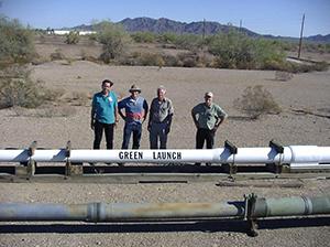 В штате Юта испытают «космическую пушку»