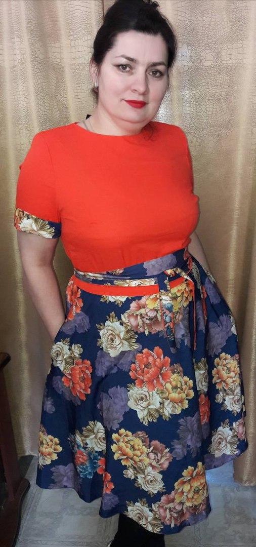 Отзыв о платье 4497