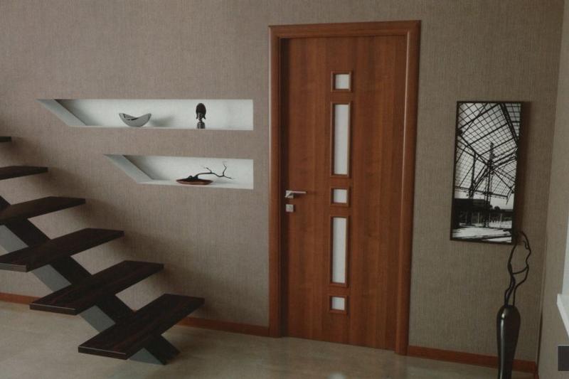 Ламинированные двери преимущества и недостатки