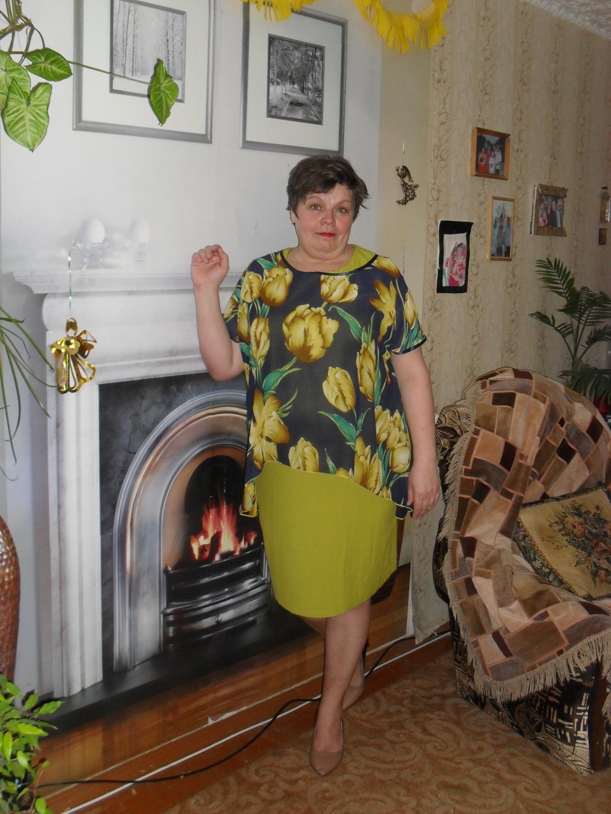 Отзыв о платье 4510