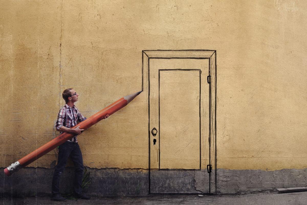 Какой проём оставлять под межкомнатную дверь