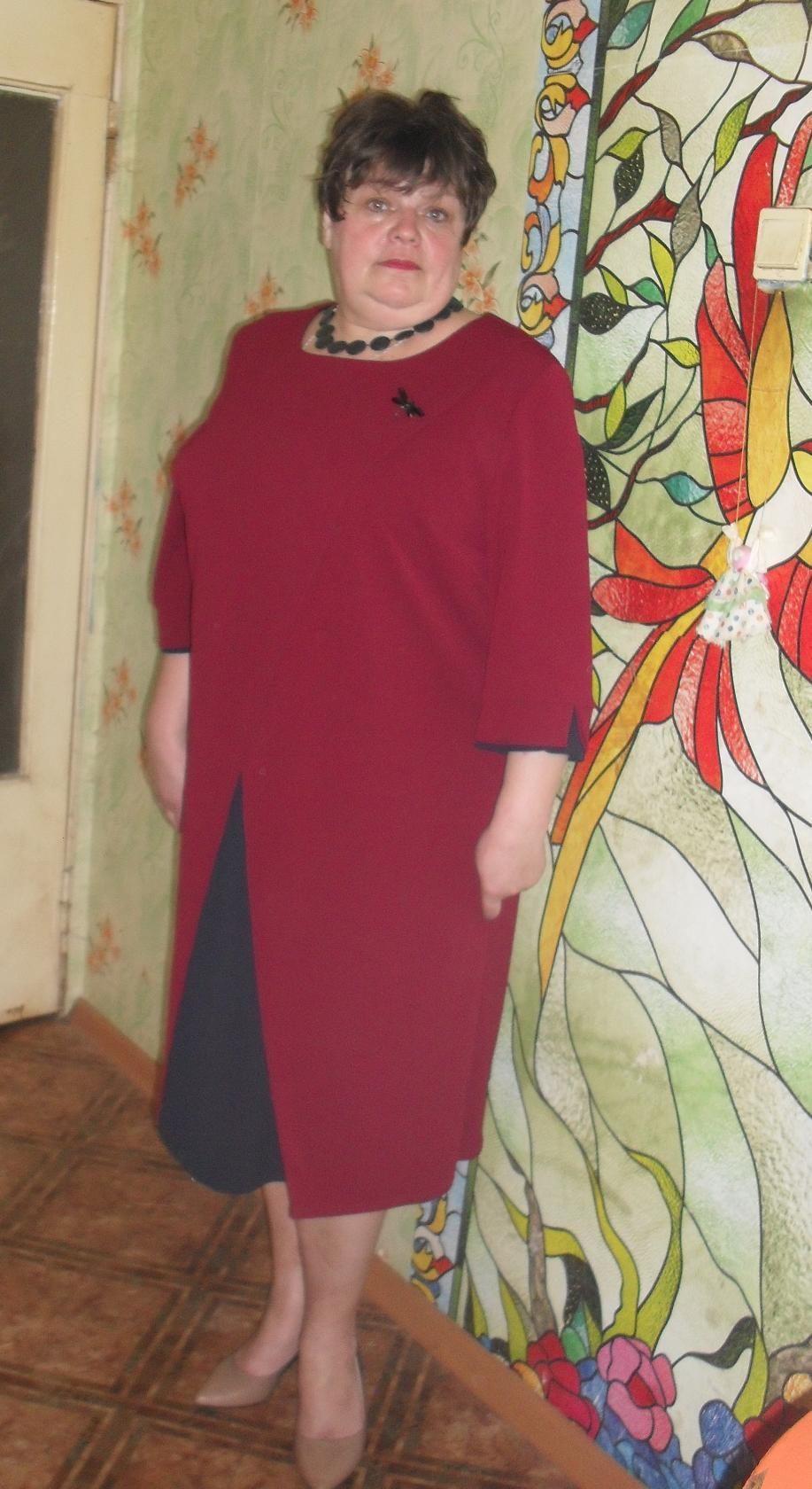 Отзыв о платье 3653/1