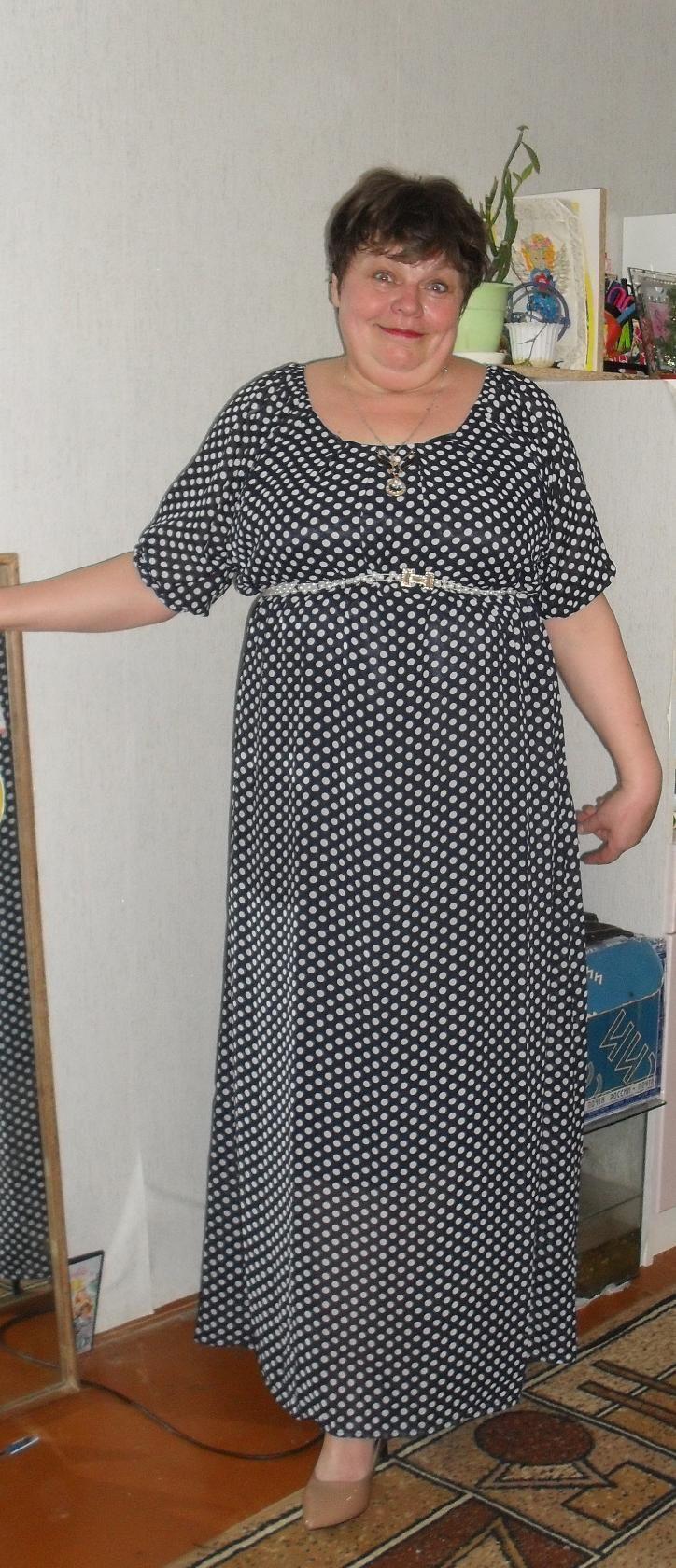 Отзыв о платье 4118