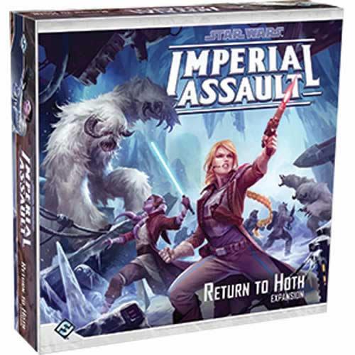 К нам приехало ОЧЕНЬ МНОГО стаффа для Star Wars: Imperial Assault!