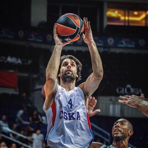 Spalding стал спонсором баскетбольного Кубка Гомельского