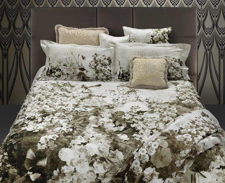 Новая коллекция постельного белья Roberto Cavalli уже в продаже!