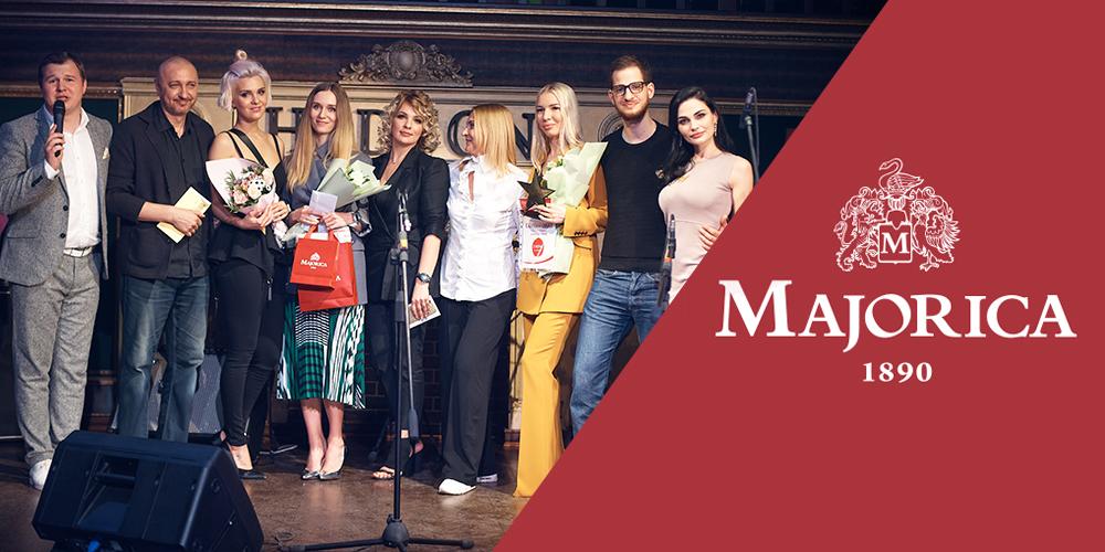 Majorica  на финале конкурса 'Битва стилистов'