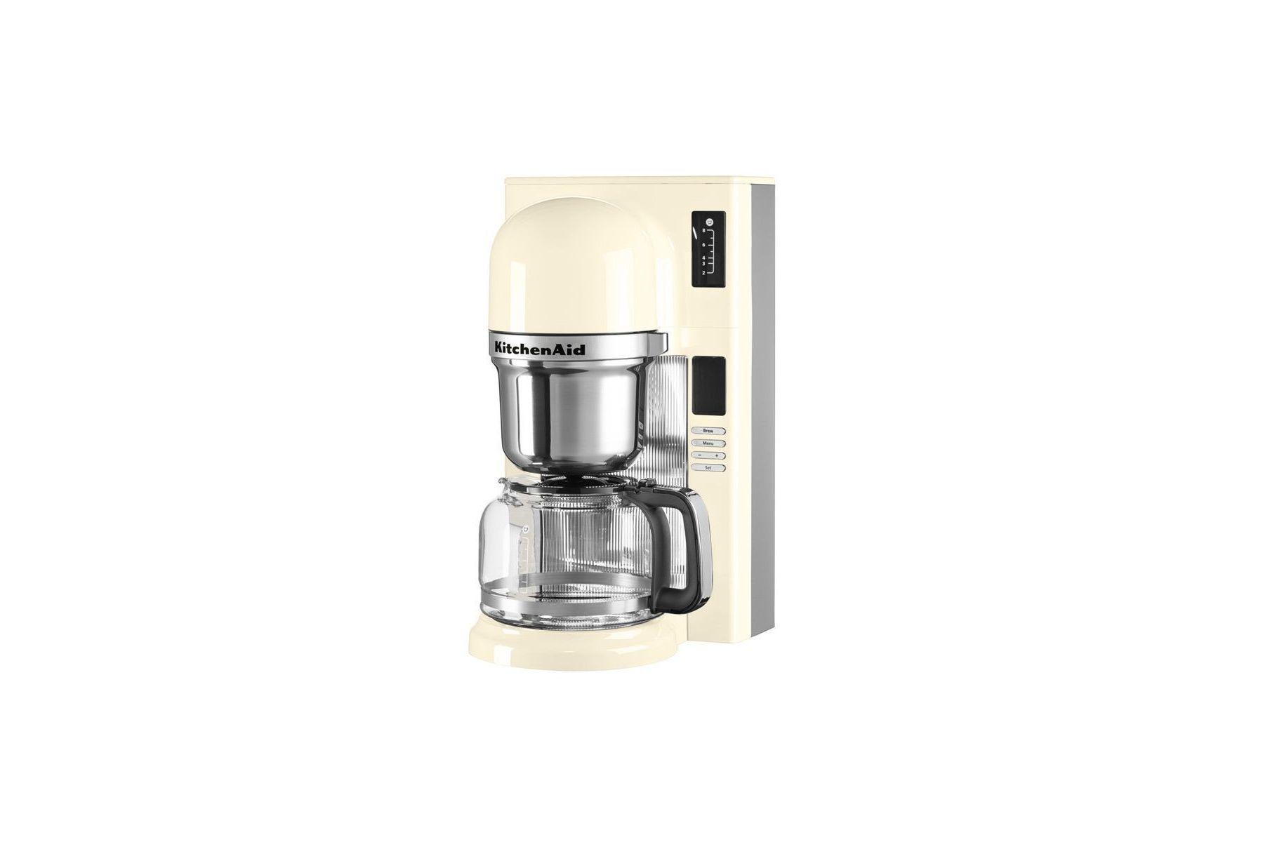 Кофеварки и кофемашины KitchenAid уже в продаже!