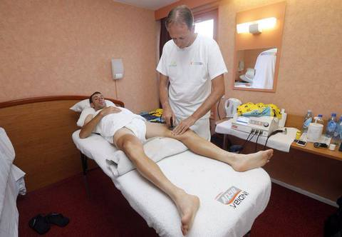Физиотерапия на аппарате INDIBA Activ помогла Нибали выиграть Тур де Франс