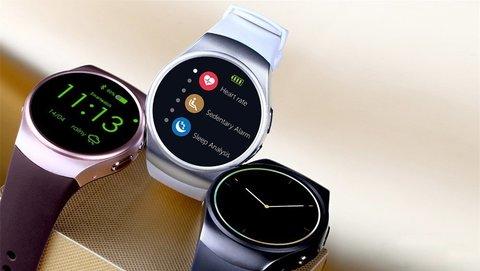 Выбираем умные часы: KingWear