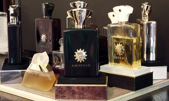 Amouage парфюмерия