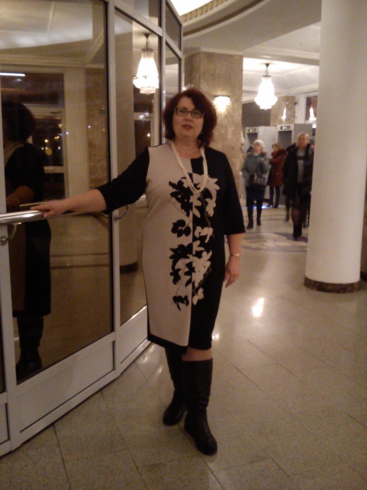 Отзыв о платье 3449