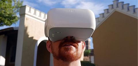 Обзор DJI Goggles