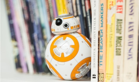 Обзор Sphero Star Wars BB-8