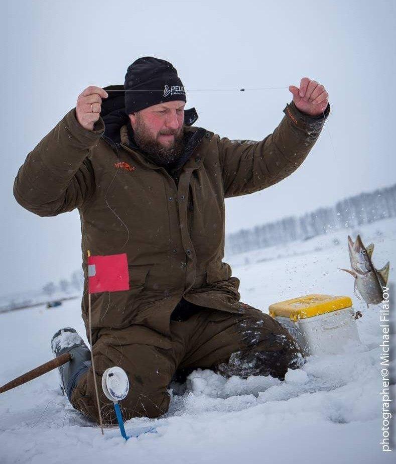 Думчев Андрей (чемпион России по фидеру)