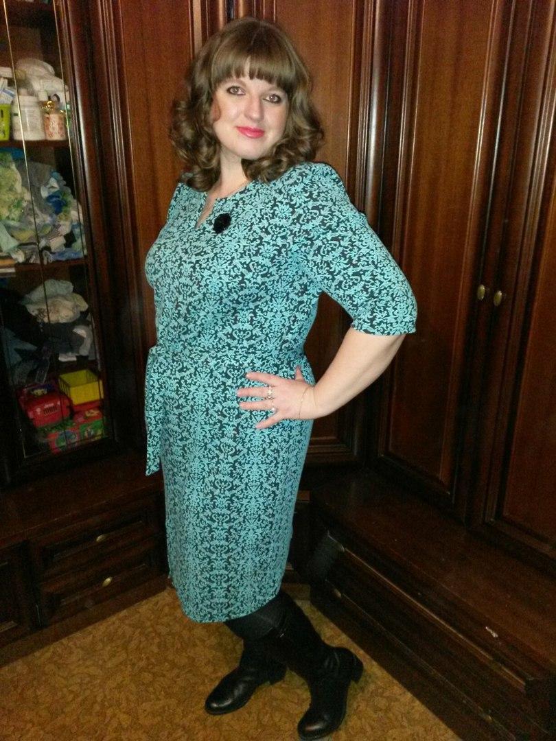 Отзыв о платье (нет на сайте 10)