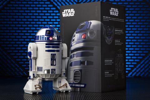 Обзор Sphero R2-D2