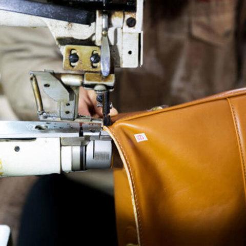 Швейная машинка для кожи