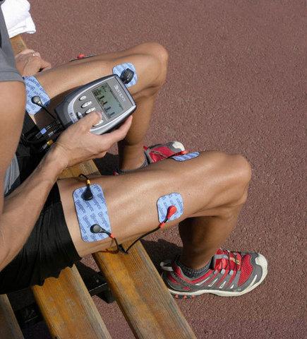 Программа тренировок для футболистов с электростимулятором Compex