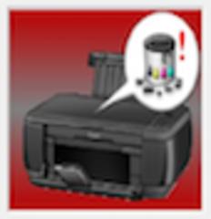 Сброс памперса (ошибки E27) на принтерах и мфу Canon MP140, MP150, MP160, MP190, MP210, MP220 (Ошибка переполнения памперса)