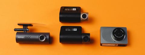 Сравнение 4 видеорегистраторов Xiaomi: 70mai 1S, 70mai Lite, 70mai Pro и Yi Dash Cam