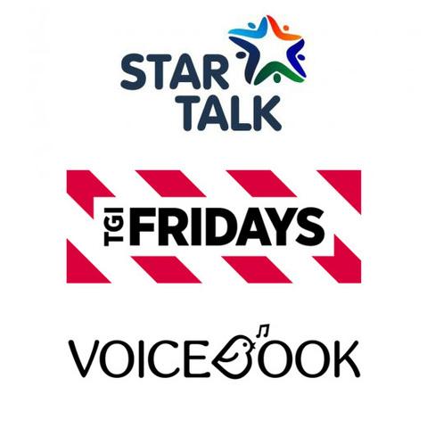 VoiceBook поддержал новогоднюю акцию языковой школы StarTalk
