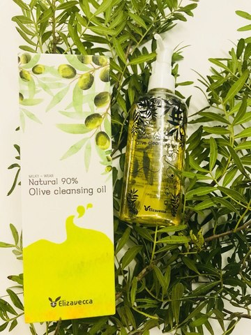 Почему гидрофильное масло Elizavecca Olive 90% Cleansing oil лучшее?