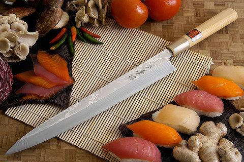 Приготовление суши и роллов в домашних условиях. Какие ножи использовать во время работы?