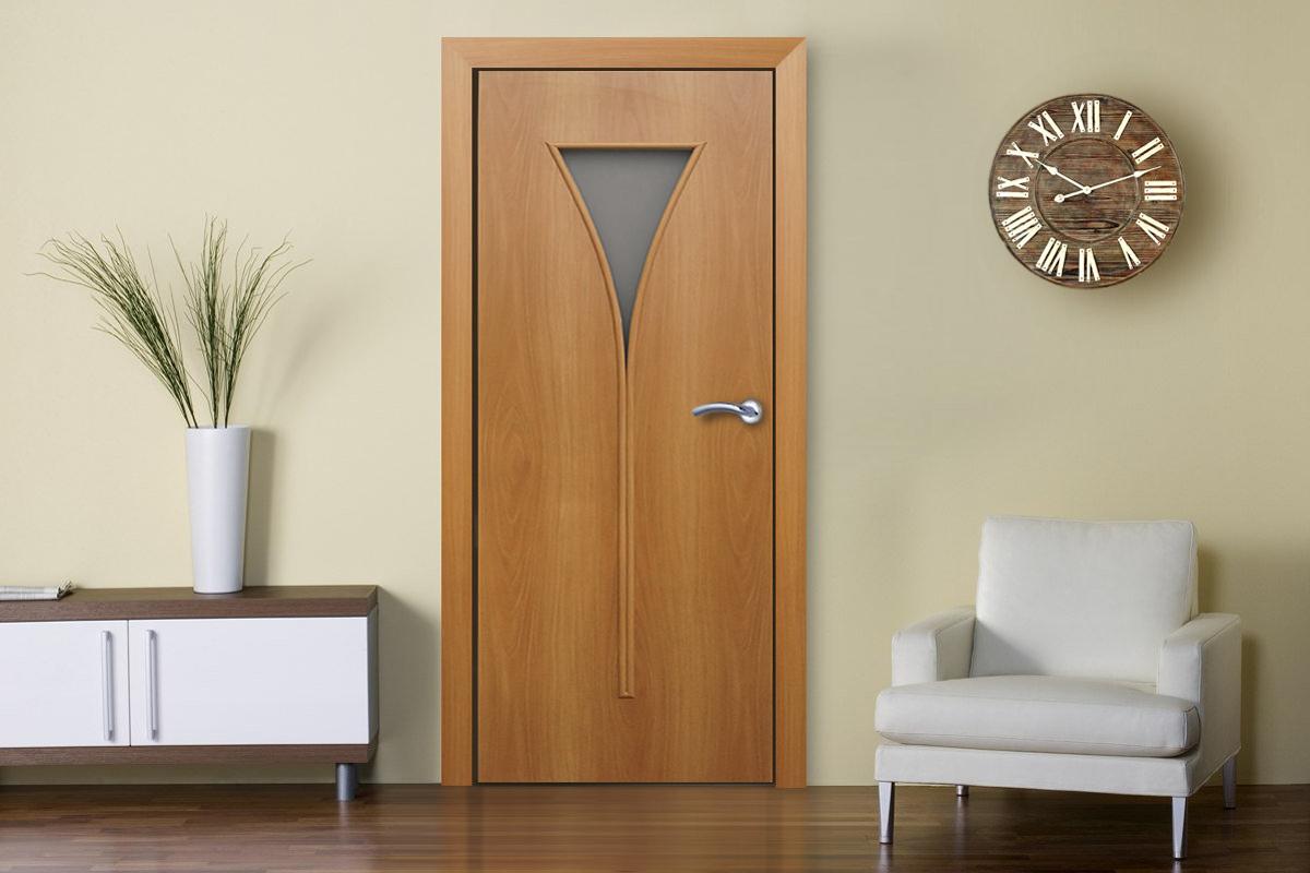 Ламинированные двери: отзывы