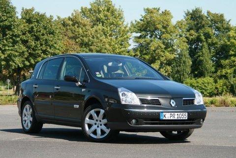 Повышение прочности подвески Renault Vel Satis