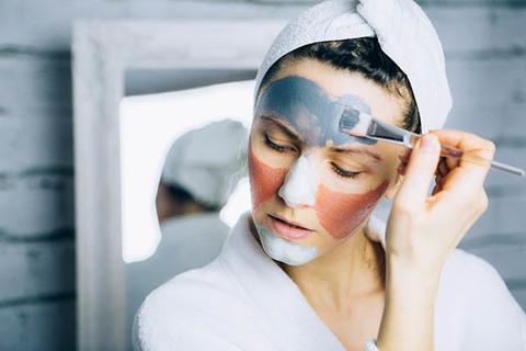 Мультимаскинг для комплексного ухода за кожей